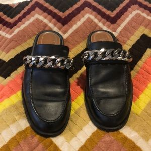 Authentic Givenchy Chain Loafer (with Box)